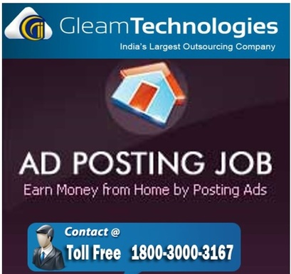 Gleam Technologies adpost,